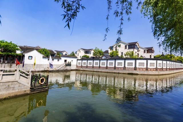 苏州一座低调的小镇,景色不输周庄,深受乾隆皇帝的喜爱