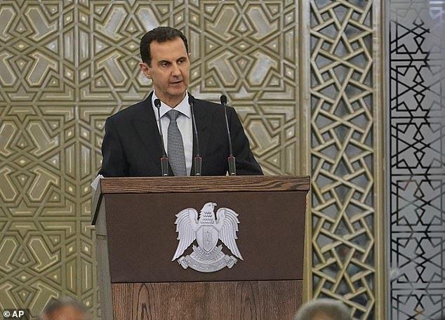 叙利亚总统健康堪忧?阿萨德议会演讲时因低血压被迫暂停休息
