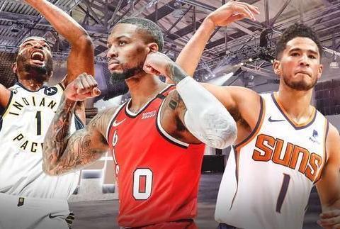 美媒评NBA复赛MVP入围榜单,利拉德居首,布克沃伦紧随其后