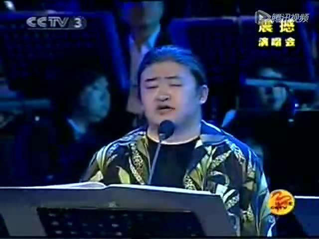 强强联手!廖昌永、莫华伦、刘欢合作演绎《在银色的月光下》