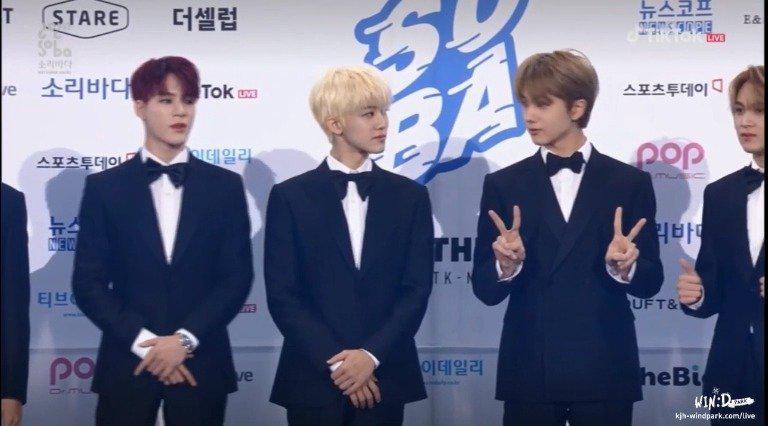 NCT DREAM出席蓝毯活动!今天都是小王子吖~心动暴击X6!