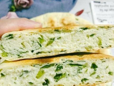 芹菜加面粉,不用早起,也可以让家人吃美味早餐,超级简单