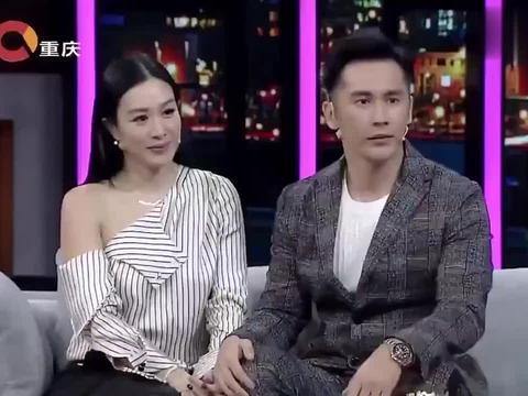静距离:张伦硕、钟丽缇夫妇生活很幸福,双方家庭很融洽