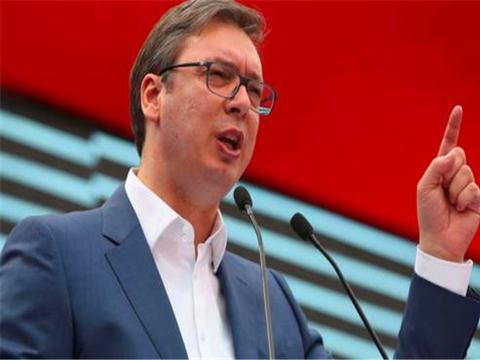 美突然发出警告:若塞尔维亚敢买红旗导弹,就不利于加入欧盟