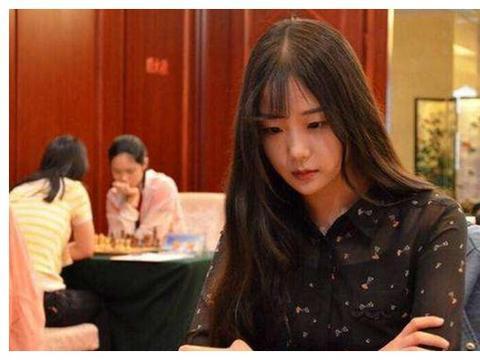 20岁象棋女神近况!和柯洁性格不同,身高1米8,10岁成为亚洲冠军