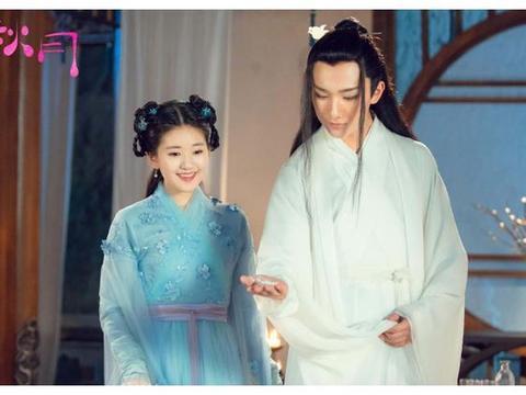 赵露思出演的4部穿越剧,部部剧情甜到齁,没看过的太可惜了!