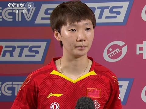 国乒8强对阵表:2小魔王迎考验,4、5号种子提前相遇