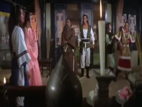 被忽略的一部邵氏武侠片,年称霸荧屏,如今看依旧十足惊艳