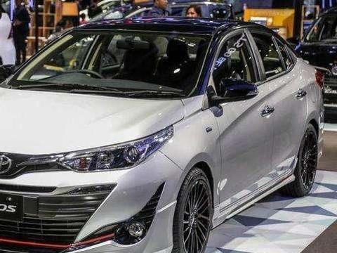 丰田经典车型霸气回归!从12万跌至6万起售,外观炫酷,动感十足