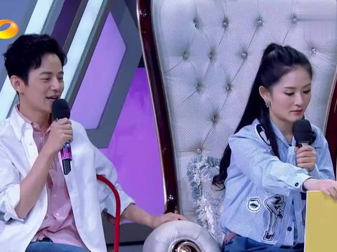 第一次见谢娜讨好杜海涛,何炅一句话谢娜翻脸:你算什么玩意!