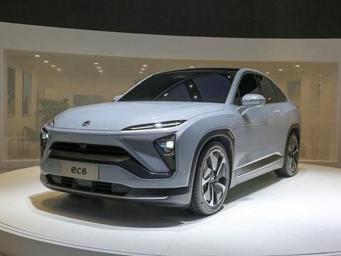 面对年轻消费者的纯电车,蔚来EC6首款轿跑SUV来袭,彰显运动范