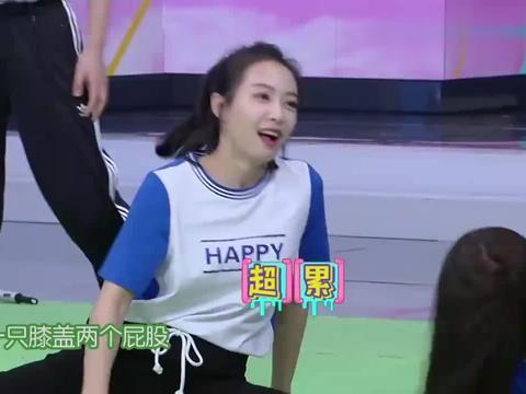 快乐大本营:王俊凯现场倒立,杜海涛:哎呀妈呀,你可以这么久啊
