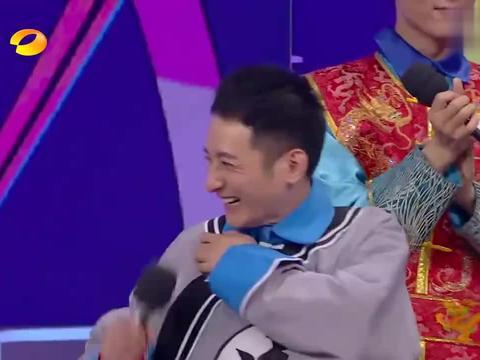 快乐大本营:张翰吴昕的这段表演太刺激了,旁边的肖战秒变表情包