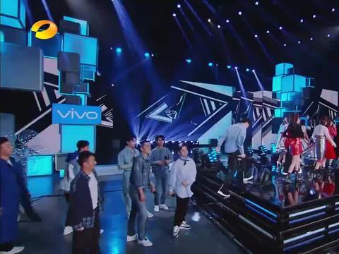 摩登兄弟刘宇宁的快本首秀,第一次听现场版《讲真的》,太燃了!