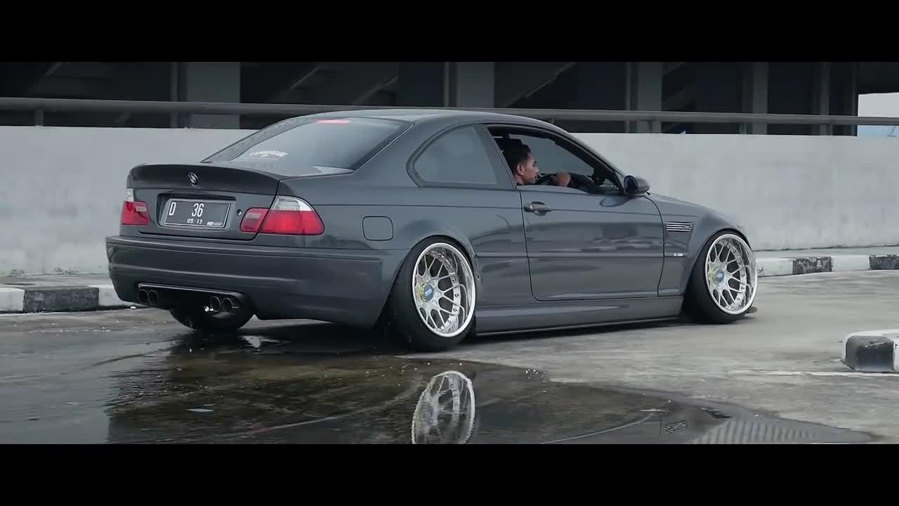 Owner Spotlight- BMW E46 - Cambergang.tm // E46 优雅姿态改