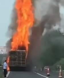 8月12日吉林省四平市梨树县内一道路上……