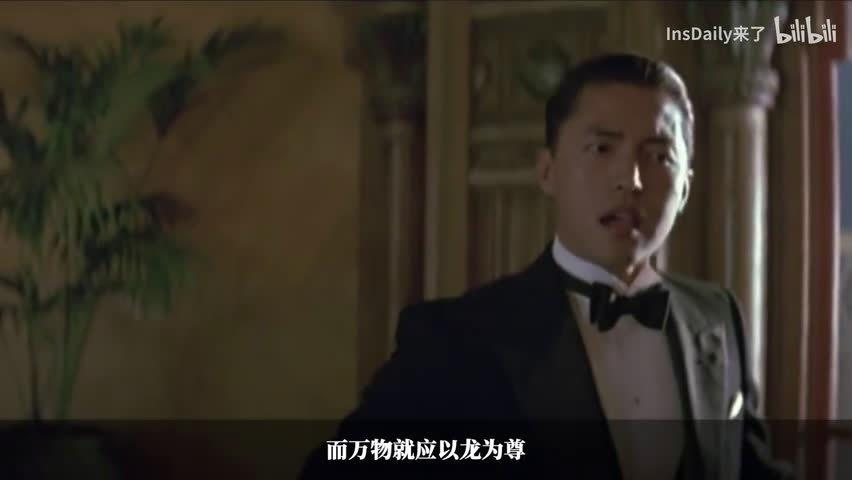"""尊龙也太帅了吧!上世纪被娱乐圈忽略了的""""浓颜系""""帅哥!"""
