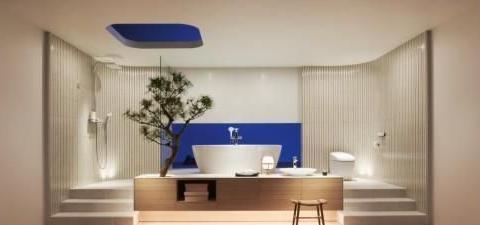 日本INAX伊奈卫浴系列花洒,每一款都能让你尽享舒适的淋浴体验