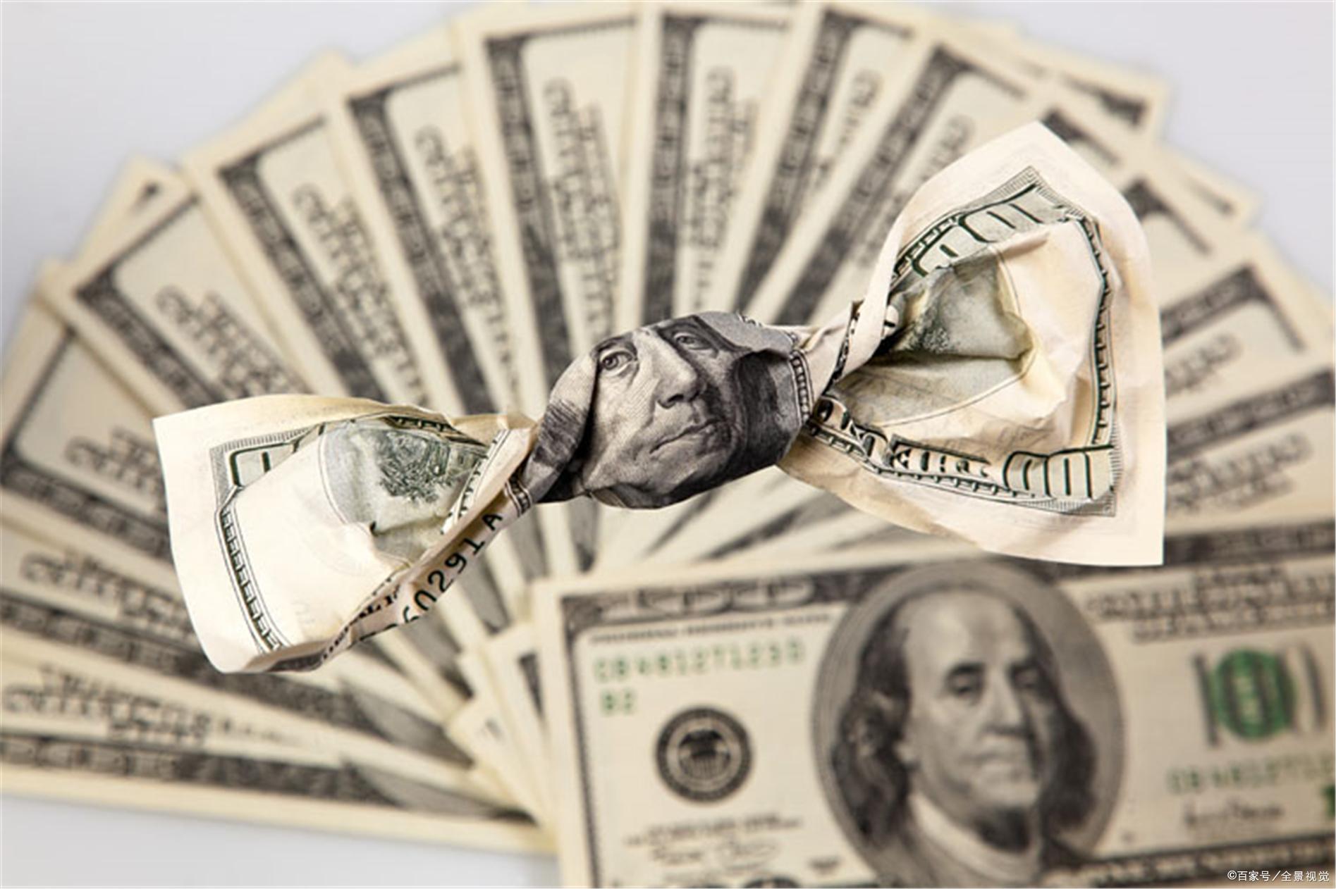 三大风险萦绕,美元可能还要大跌超100点,今夜美元要跌?