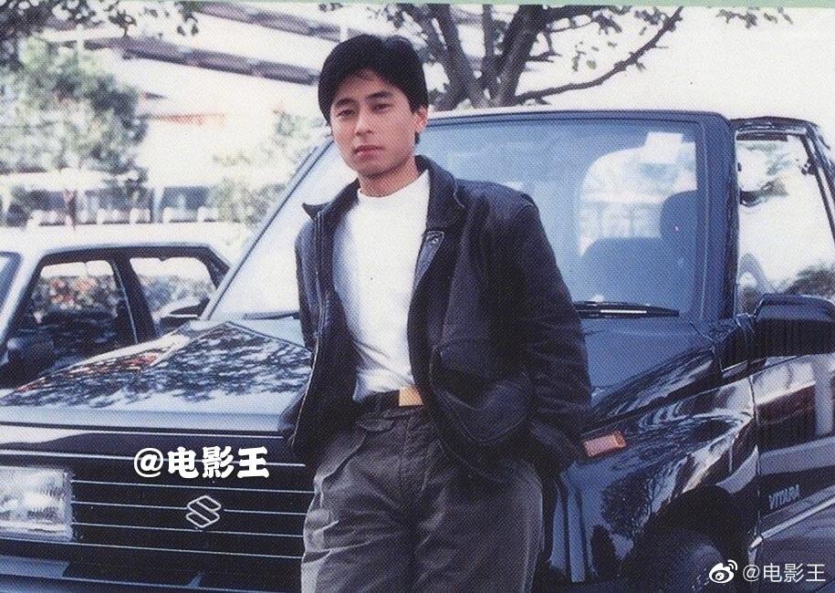 1991年的王杰,他的忧郁真的独此一家……