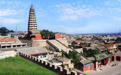山西6个历史文化名城,大同是北魏首都,太原是9朝古都,还有谁?
