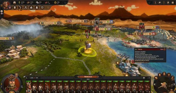 Epic白送《全面战争传奇:特洛伊》!新作发售即免费,限时24小时