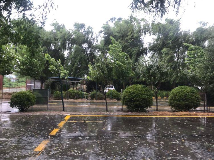 """明天强降水又来""""撒泼"""" 陕西西南部再迎暴雨天气"""