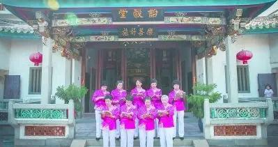 """漳州东山:老歌新唱,古老歌册""""东山再起"""""""