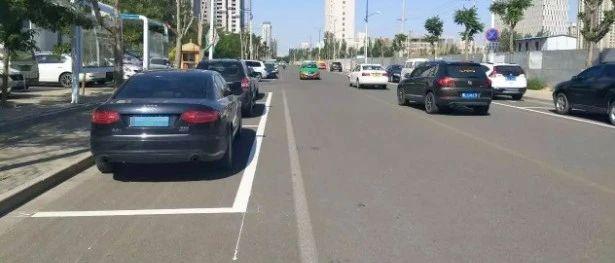 好消息!邵阳市区这个路段将增加200余个车位!