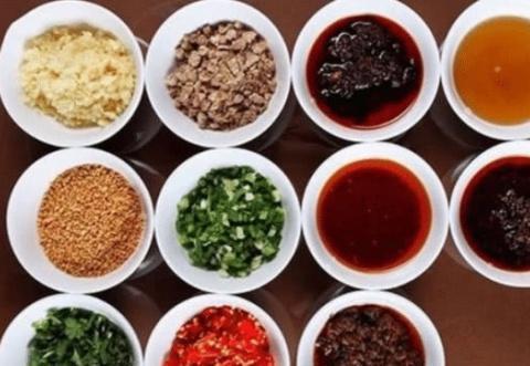 跟大厨学来的秘制蘸料法,要学的速来,简单易操作,吃嘛嘛香