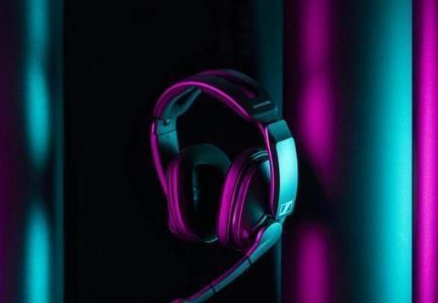 音频大佬入局 森海塞尔GSP 370无线游戏耳机体验