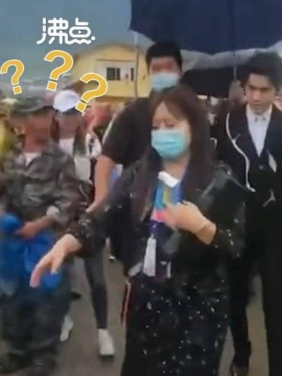 吴亦凡安保推人引网友不满 涉事公司回应:工作疏忽 表示道歉