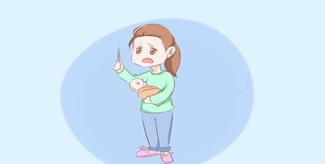 宝宝发烧怎么办?能及时做好4件事,绝对是满分妈妈!