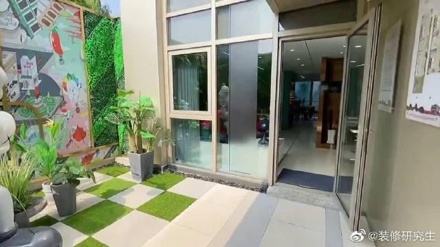 50平花园LOFT户型,理想的居住环境!