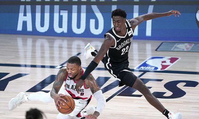 NBA復賽繼續進行,開拓者隊在涉及附加賽名額的生死戰中