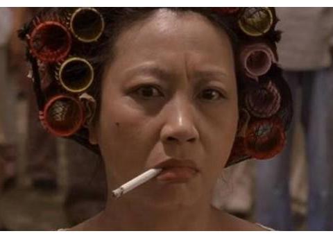 《功夫》中丑过包租婆的龅牙珍,真人美成这样,你认得出吗?