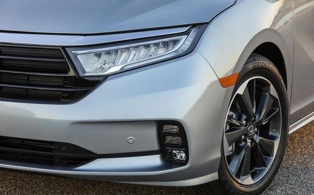 全新奥德赛曝光,外观内饰大升级,搭3.5L V6,要扳倒GL8的节奏