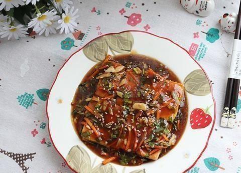 自制豆腐简单易做,超级下饭哟