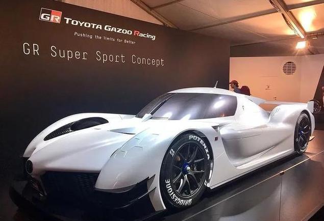 丰田用一台车来证明,只要我想造超跑,布加迪也不是对手!