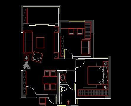 毕业五年,买了套68平小两房,简装入住,小户型挤挤更温暖!