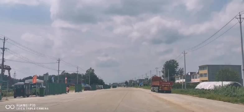 一起和小路来看看 安徽阜阳临泉县正在改扩建的S120省道……
