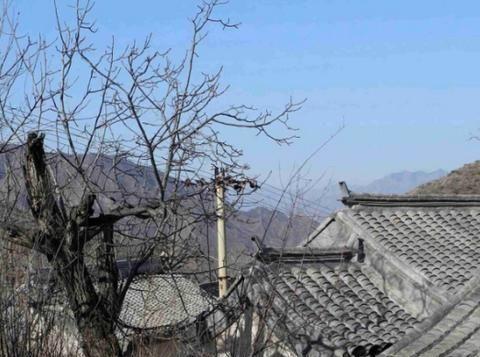 """北京""""最古朴""""古村落,隐藏在深山之中,风景优美历史悠久"""