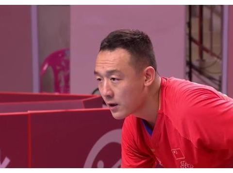 国乒模拟赛男单决赛对阵出炉!20岁世界冠军横扫黑马,进决赛冲冠