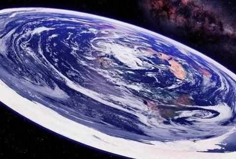 有人坚持认为地球是个平面,并找到了地球尽头,这是真的吗?