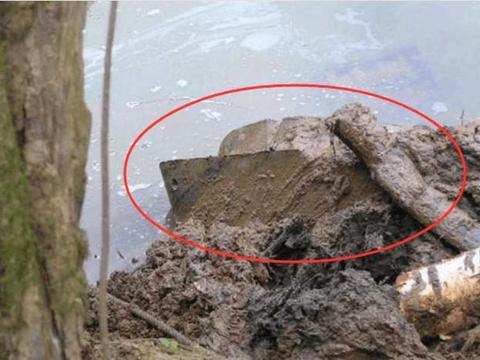 男子河边发现异物, 政府回收后还送他一笔丰厚奖金