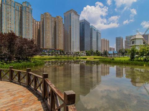 中国十大楼盘,贵州占了两个,北京天通苑排名榜首