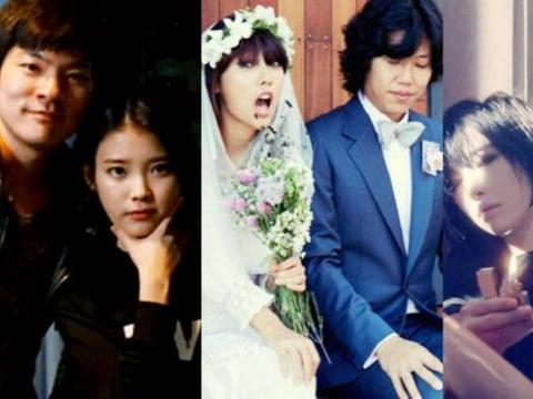 当年李孝利结婚,IU,佳仁公开恋爱时,是怎么给粉丝们交代的