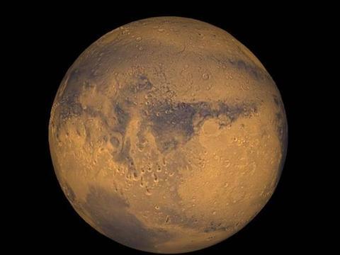 """辟谣专场!8月的火星不会和月亮那么大,NASA没发现""""火星人"""""""