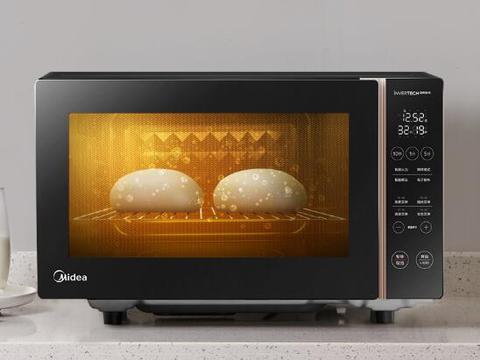 智能变频+快速烹煮,这款微蒸烤一体机我看行