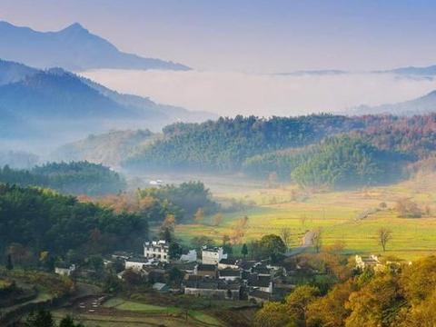 中国最古韵的地方-皖南,绝美十大古镇,你来过吗?